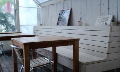 カフェ&ダイナー パームスカフェ沖縄の店内雰囲気2