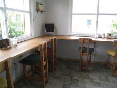 スパイスcafe ホチホチ 別の部屋 カウンター