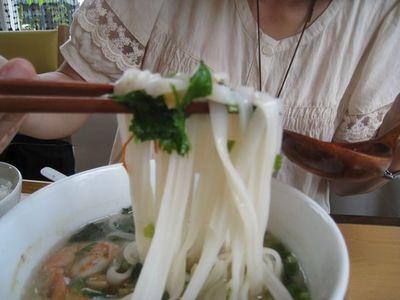 スパイスcafe ホチホチ 麺