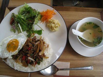 スパイスcafe ホチホチ 料理2